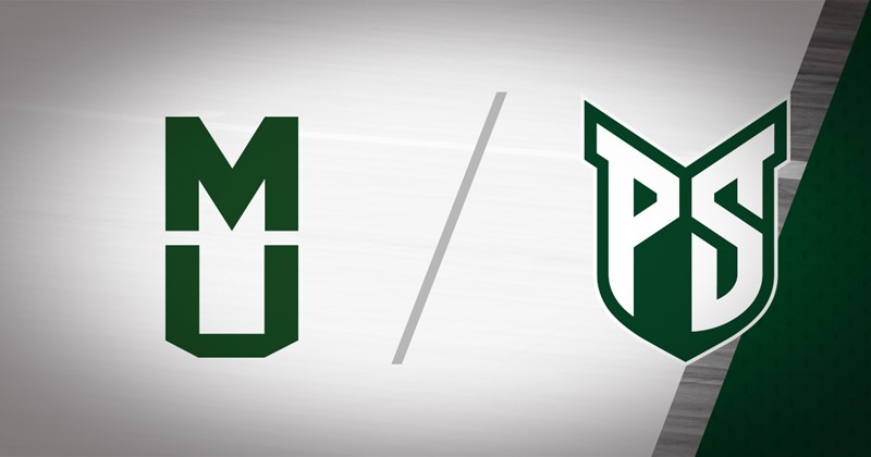 Multnomah logo and Portland State logo