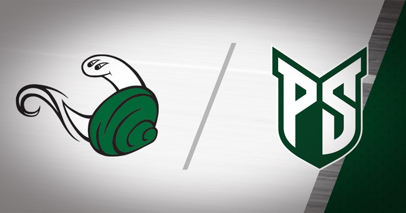 Evergreen logo and Portland State logo