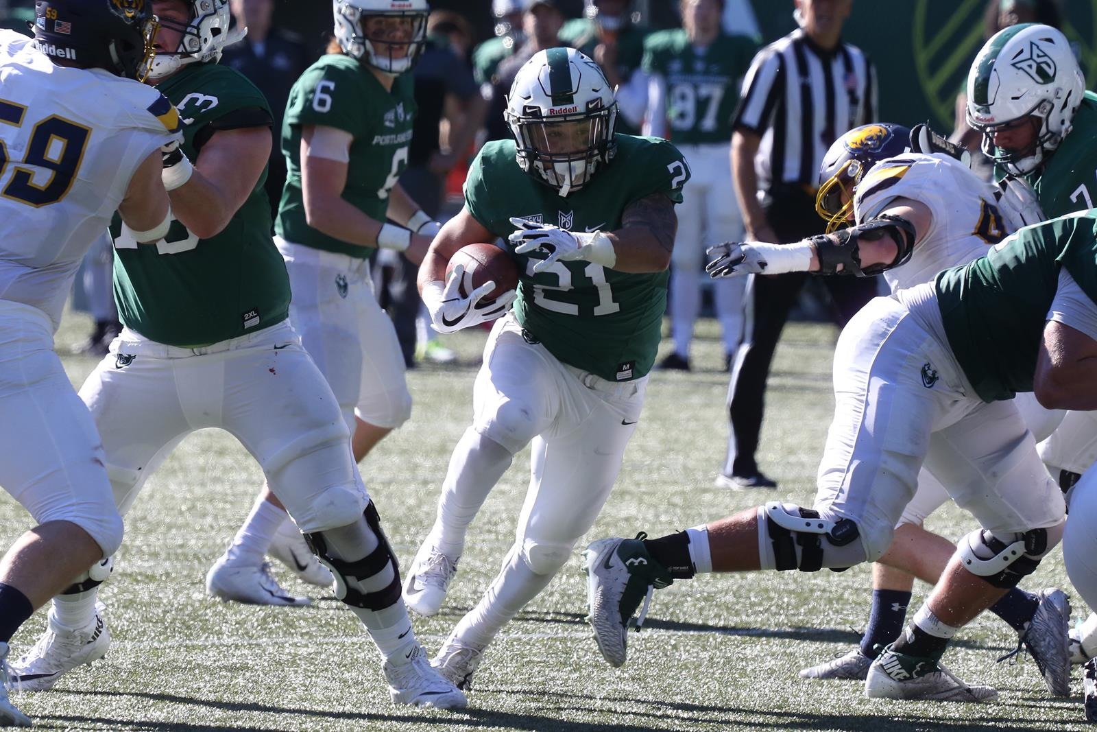 Portland State Announces 2019 Football Schedule Will Play