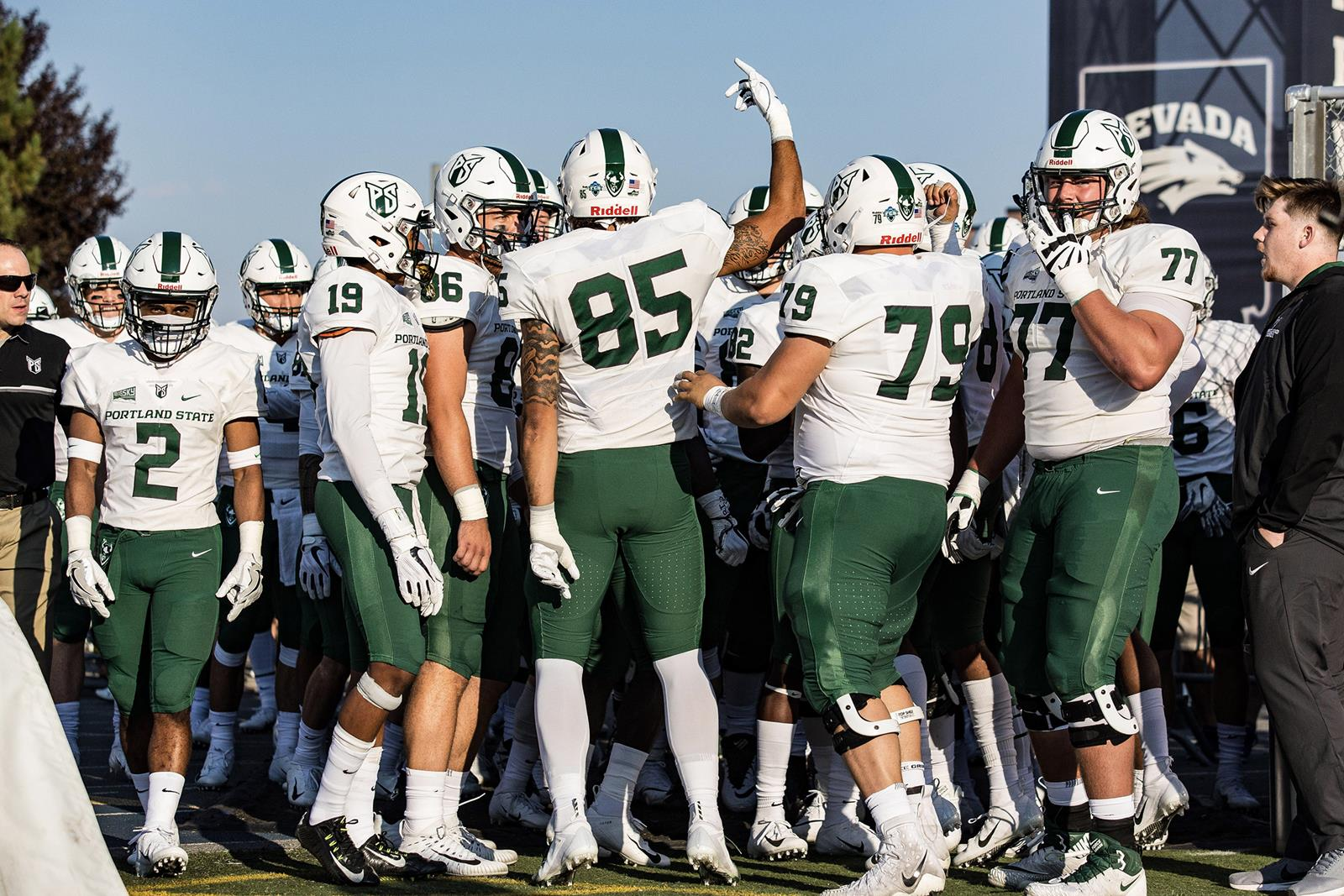 Big Sky Conference Releases Football Schedules For 2020 23 Portland State University Athletics