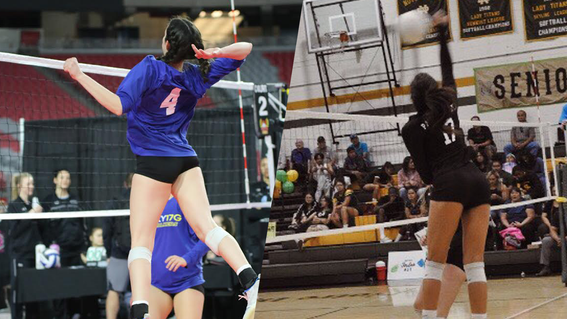 Volleyball Inks Two To 2020 Recruiting Class Portland State University Athletics