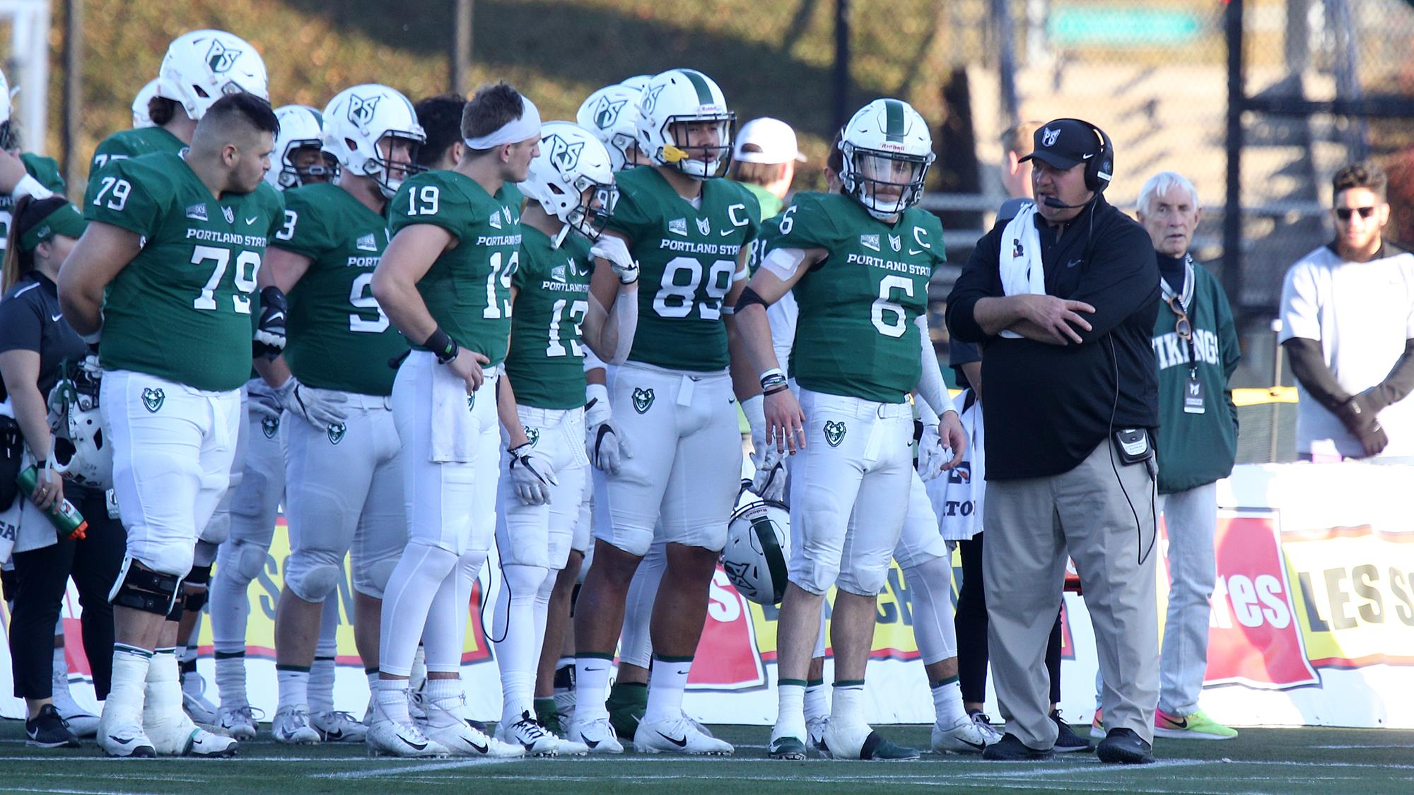 Big Sky Conference Releases Spring 2021 Football Schedule Portland State University Athletics
